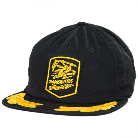 General Strapback Baseball Cap