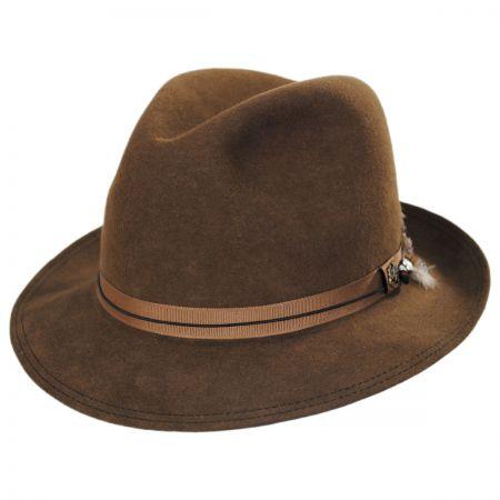 Hendrix Fur Felt Fedora Hat alternate view 17