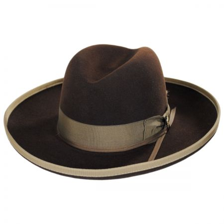 West Bound Firm Fur Felt Crossover Hat alternate view 9