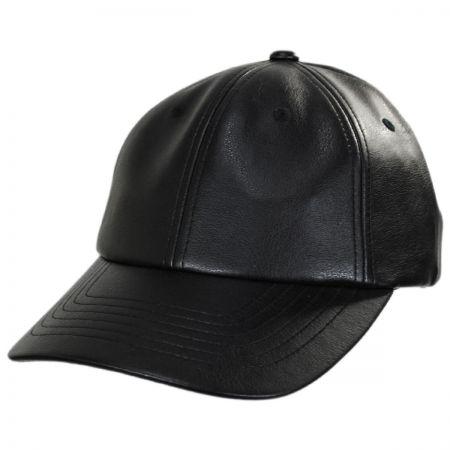 Belford Strapback Baseball Cap Dad Hat alternate view 1