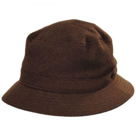 Burroughs Wool Blend Bucket Hat alternate view 3