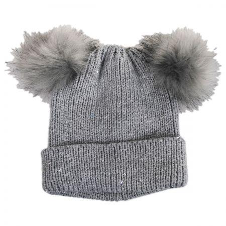 Scala Pom Ears Beanie Hat