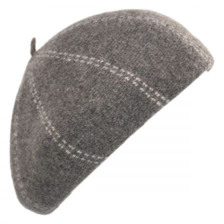 Boiled Wool Beret alternate view 7