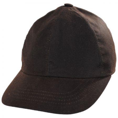 Brown Baseball Caps at Village Hat Shop b9e785ea038