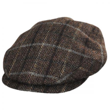 1e51b097ff6e1 Stefeno Eli Wool Herringbone Ivy Cap