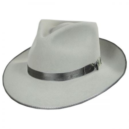 Herrington Fur Felt Fedora Hat