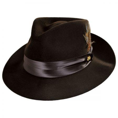 Dobbs Temptation Fur Felt Fedora Hat