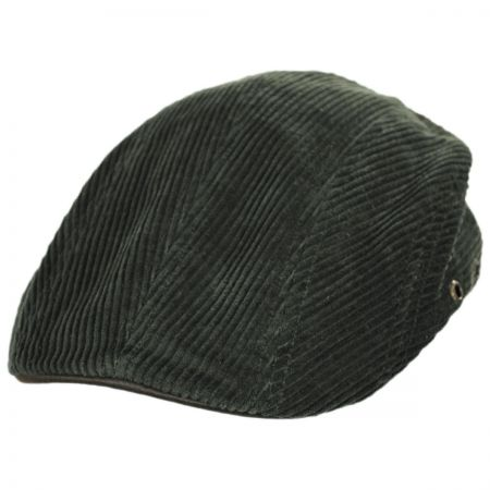 Corduroy Cotton Duckbill Cap alternate view 1
