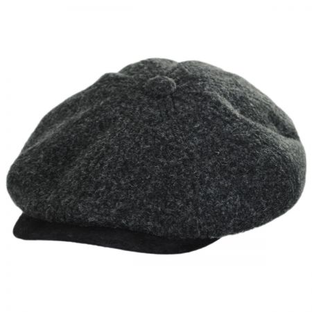 ffb638061e0 wholesale stetson suede bill wool blend newsboy cap 8650c 01c85