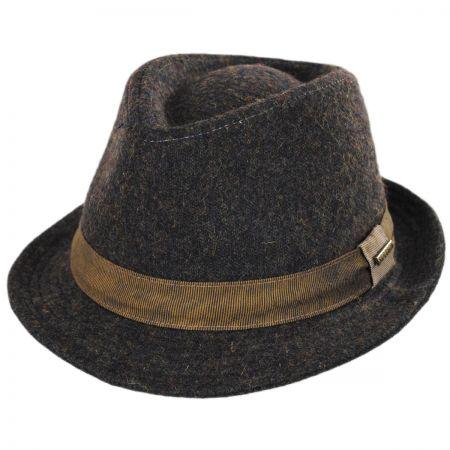 Wool Blend Fedora Hat alternate view 13