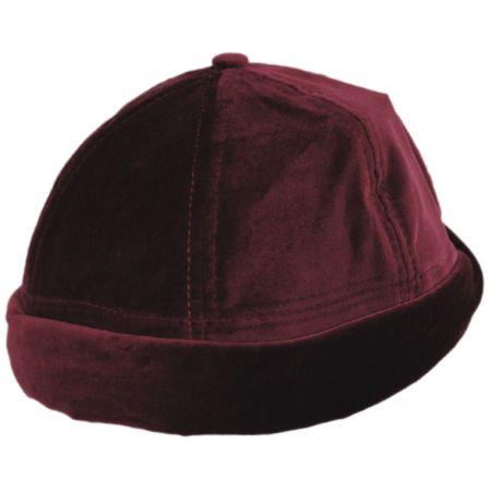 Velvet Cotton Skull Cap alternate view 5