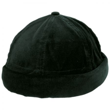 Velvet Cotton Skull Cap alternate view 1