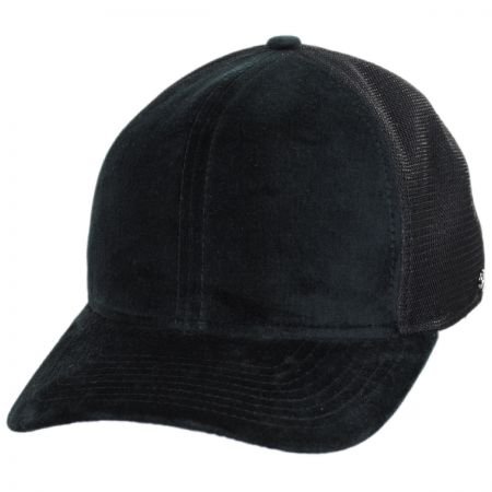EK Collection by New Era Velvet Trucker Original Fit 9Fifty Strapback  Baseball Cap 2834ee318c1
