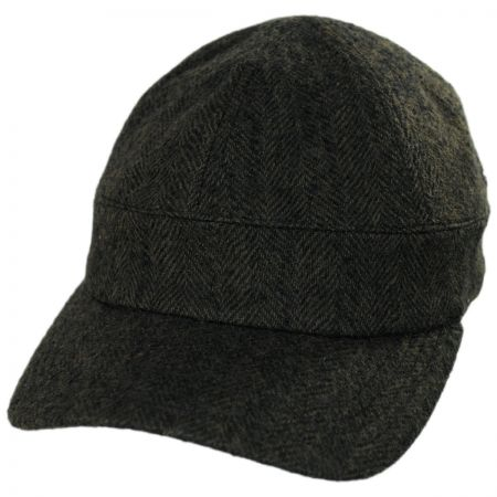 Wool Baseball Cap at Village Hat Shop 9b233e24db1