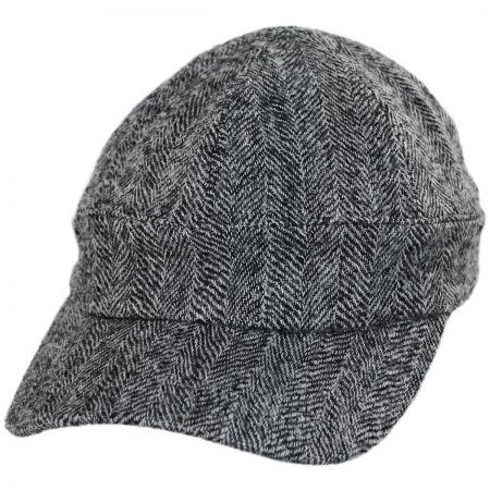 EK Collection by New Era Herringbone Military Wool 29Twenty Baseball Cap
