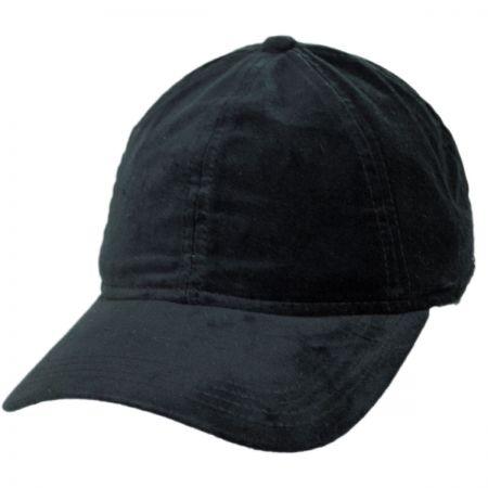 EK Collection by New Era Velvet 9Twenty Strapback Baseball Cap
