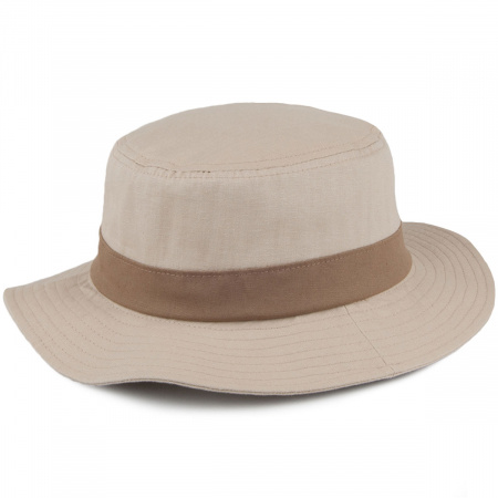 Canvas Cotton Bucket Hat alternate view 5