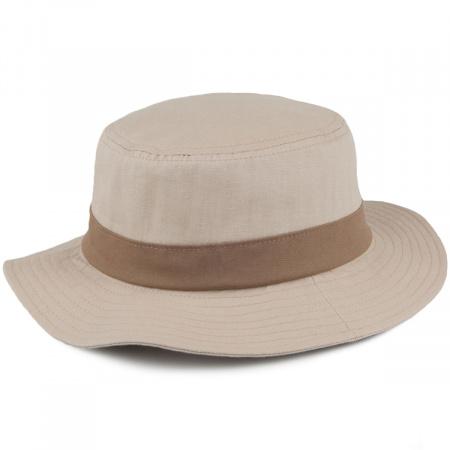Torrey Hats Canvas Cotton Bucket Hat