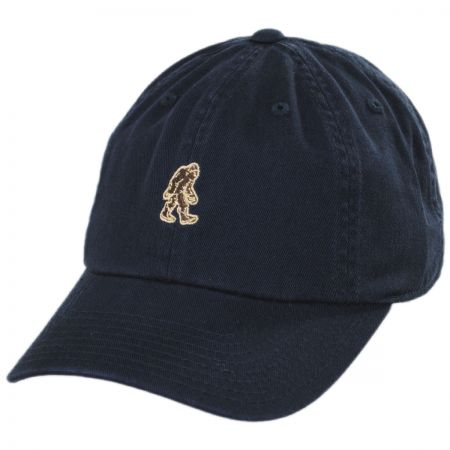 fa2c5599245 American Needle Sasquatch Micro Cotton Strapback Baseball Cap