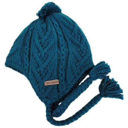 Parallel Peak Peruvian Beanie Hat alternate view 2