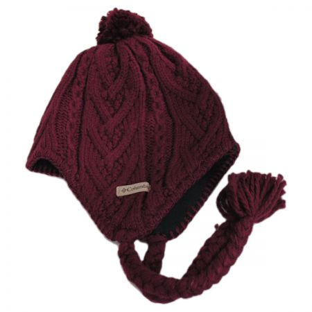 Parallel Peak Peruvian Beanie Hat alternate view 5