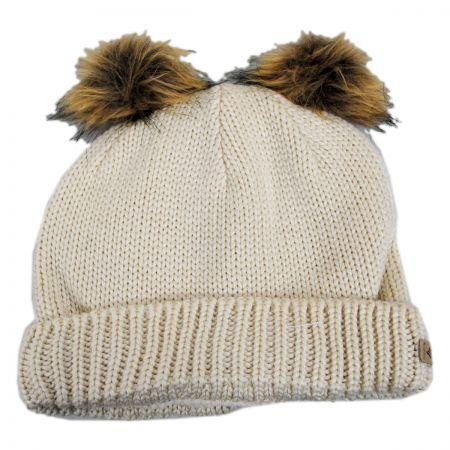 Kids Snow Problem Beanie Hat alternate view 1