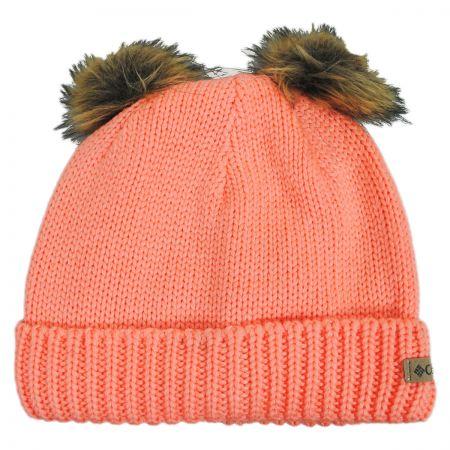5ecb985bc Kids Snow Problem Beanie Hat