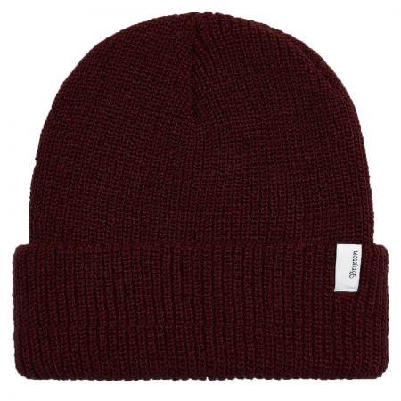 Aspen Cuff Knit Beanie Hat alternate view 2