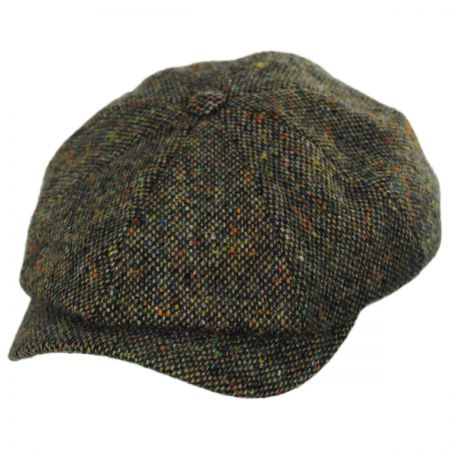 Magee Tic Weave Lambswool Newsboy Cap alternate view 34