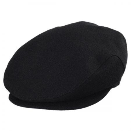 Wigens Caps Melton Wool Earflap Ivy Cap