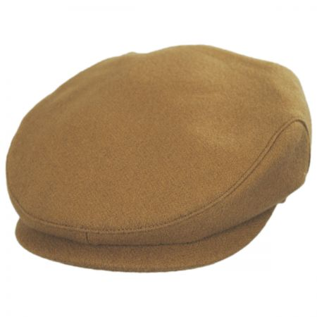 6fd0a071e94d2 Camel Flat Cap at Village Hat Shop