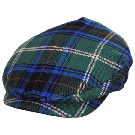 Kangol 80th Anniversary Pebbles Tartan Wool Ivy Cap 20ceec8d9d8d