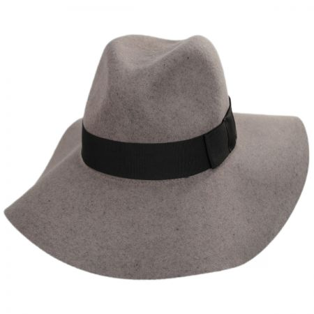 Piper Wool Felt Floppy Fedora Hat alternate view 30