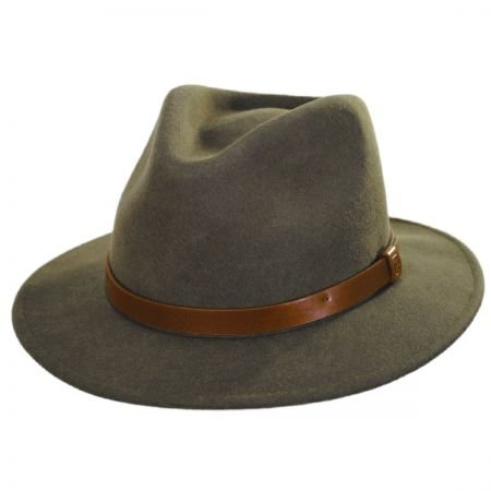 Messer Wool Felt Fedora Hat alternate view 20