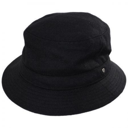 Burroughs Wool Blend Bucket Hat