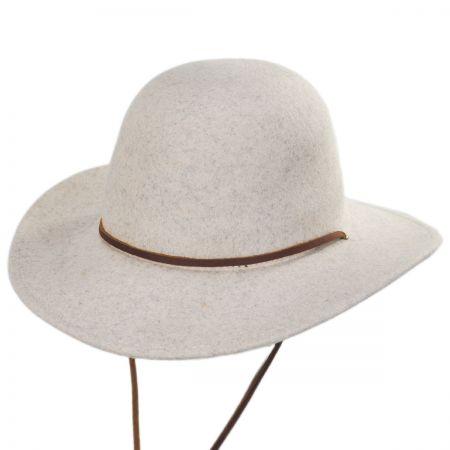 Tiller Packable Wool Felt Wide Brim Hat alternate view 18