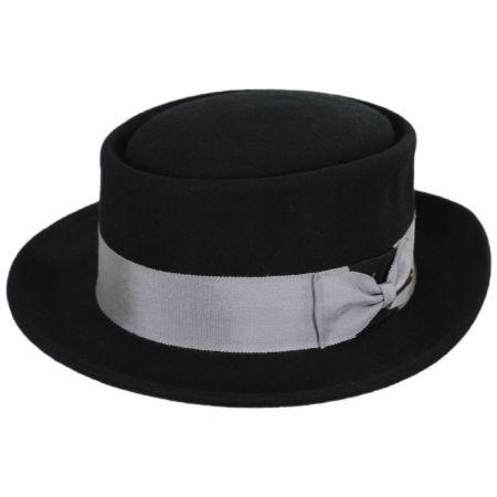 f32dcd5426d Pork Pie Hats Dress Up In The Bold Clic Styling Of A Porkpie Hat