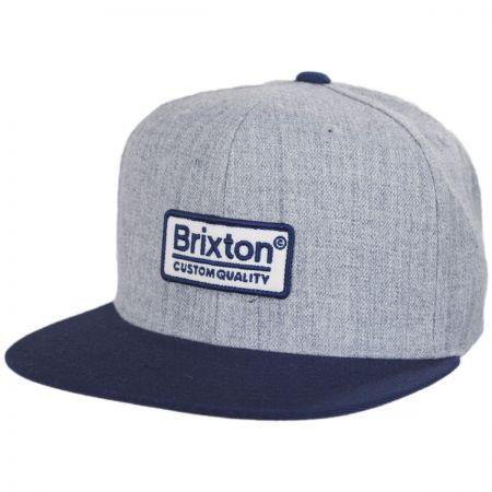 Snapback Cap at Village Hat Shop 73a2d932d64