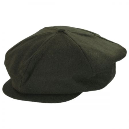 Brixton Hats Ollie Wool Blend Newsboy Cap