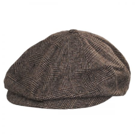 Brood Adjustable Newsboy Cap alternate view 13