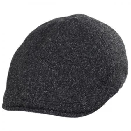 Melton Pub Wool Duckbill Cap
