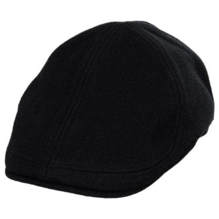 Wigens Caps Melton Pub Wool Duckbill Cap