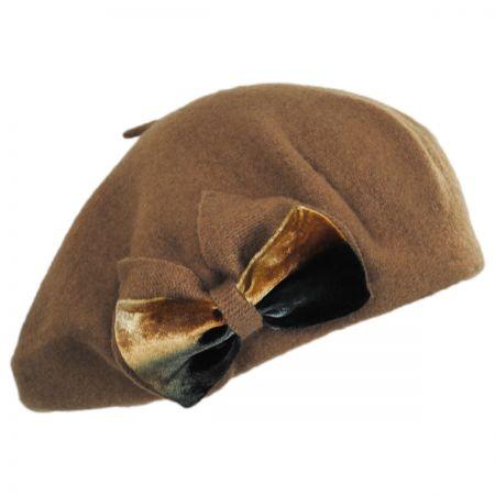 village hat shop jaxon basque beretblackpradux price reduced b626b ... b0610851da8
