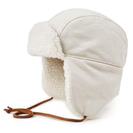 Brixton Hats Baron Cotton Trapper Hat