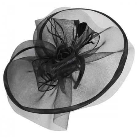 Scala Pollyanna Fascinator Hat