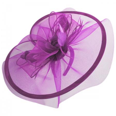 Lavender Fascinator at Village Hat Shop 56510afc644
