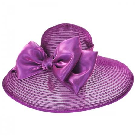 Scala Evaline Lampshade Hat