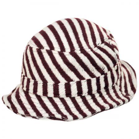 Hardy Striped Bucket Hat