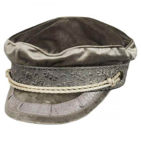 Albany Velour Fisherman Cap alternate view 7