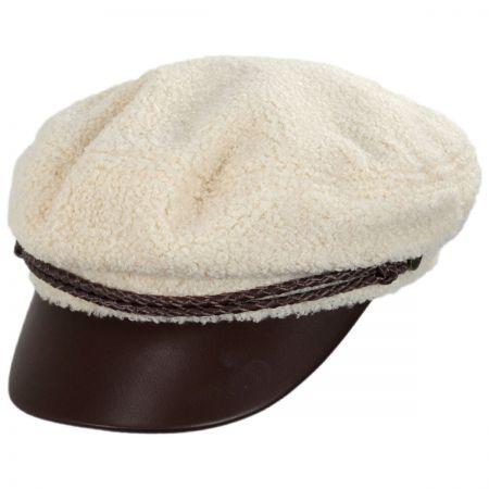 Brixton Hats Ashland Sherpa Fiddler Cap